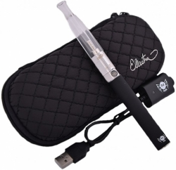 Easy Kit BuiBui elektronická cigareta 1100mAh Clear-Black