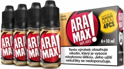 Liquid ARAMAX 4Pack Sahara Tobacco 4x10ml-6mg