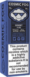 COSMIC FOG - Sonset 10ml 6mg