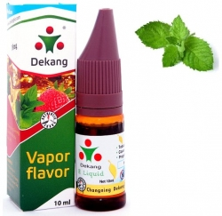 Liquid Dekang GOLD Crystal Menthol 10ml - 18mg