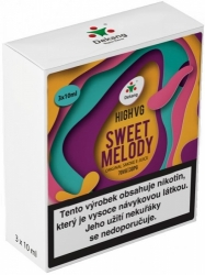 Liquid Dekang High VG 3Pack Sweet Melody 3x10ml - 6mg