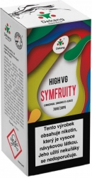 Liquid Dekang High VG Symfruity 10ml - 6mg (Ovocný mix)