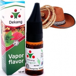 Liquid Dekang SILVER RED USA mix 10ml - 0mg