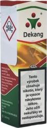 Liquid Dekang SILVER RED USA mix 10ml - 18mg