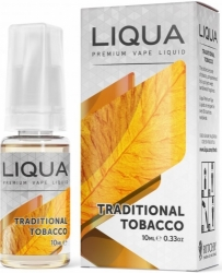 Liquid LIQUA CZ Elements Traditional Tobacco 10ml-0mg (Tradiční tabák)