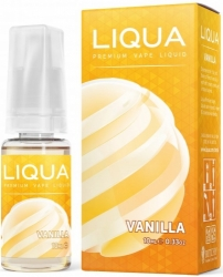 Liquid LIQUA CZ Elements Vanilla 10ml-0mg (Vanilka)