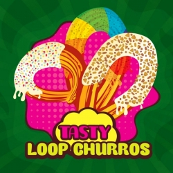 Příchuť Big Mouth Tasty - Loop Churros