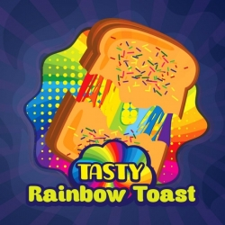 Příchuť Big Mouth Tasty - Rainbow Toast