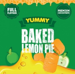 Příchuť Big Mouth YUMMY - Baked Lemon Pie