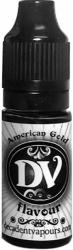 Příchuť Decadent Vapours American Gold 10ml (Americký tabák)