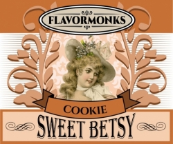 Příchuť Flavormonks 10ml Sweet Betsy Cookie (Sušenka)