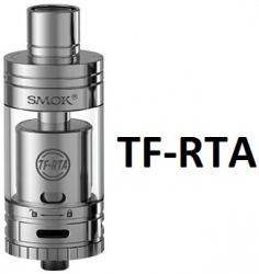 SMOK TF-RTA G2 Clearomizer Silver