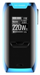 Vaporesso Revenger TC 220W Grip Easy Kit Blue