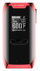 Vaporesso Revenger TC 220W Grip Easy Kit Red