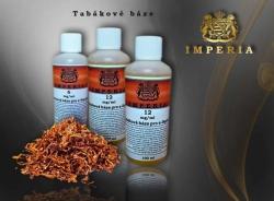 Imperia Báze - Tabák 50PG/50VG 100 ml Imperia Tabák 50/50 12mg