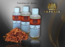 Imperia Báze - Tabák 50PG/50VG 100 ml Imperia Tabák 50/50 0mg