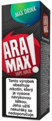 Liquid ARAMAX Max Drink 10ml-3mg
