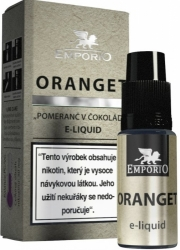 Liquid EMPORIO Oranget 10ml - 3mg