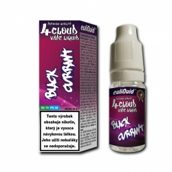 4CLOUD Black Currant  70VG/30PG 10ml/3mg