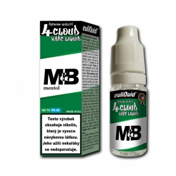 4CLOUD MaB Menthol 70VG/30PG 10ml/6mg