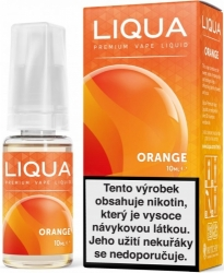 Liquid LIQUA CZ Elements Orange 10ml-18mg (Pomeranč)