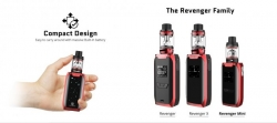 Vaporesso Revenger Mini TC 85W Grip 2500mAh Full Kit Blue
