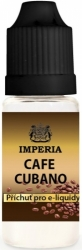 Příchuť IMPERIA 10ml Cafe Cubano