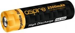 Baterie 18650 - aSpire ICR 2500mAh 40A
