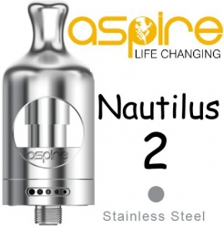 aSpire Nautilus 2 Clearomizer 2ml Silver