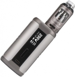 aSpire Speeder TC200W Grip Full Kit Grey