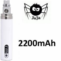 BuiBui GS eGo II baterie 2200mAh White