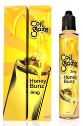 COIL GLAZE - Honey Bunz 60ml 3mg
