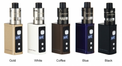 Innokin CoolFire Pebble Kit  50W 1300mAh - Black