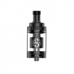2ml Digiflavor Siren 2 22mm GTA MTL Black