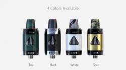 IJOY ELF Sub Ohm clearomizer 2ml Black