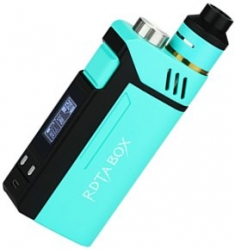 IJOY RDTA Box TC 200W Tiffany Blue
