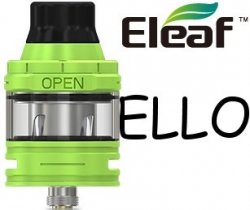 iSmoka-Eleaf ELLO 2ml clearomizer Greenery