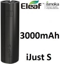 iSmoka-Eleaf iJust S baterie 3000mAh Black