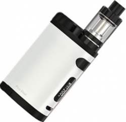 iSmoka-Eleaf iStick Pico Dual TC 200W Full Grip White