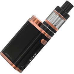 iSmoka-Eleaf iStick Pico TC 75W full Grip Jet Black Bronze
