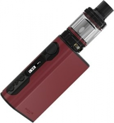 iSmoka-Eleaf iStick QC TC 200W grip 5000mAh Full Kit Red