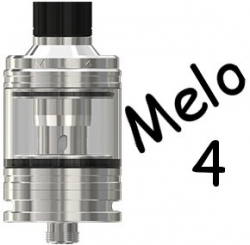 iSmoka-Eleaf Melo 4 clearomizer 2ml Silver