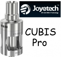 Joyetech CUBIS Pro Clearomizer 4ml Silver