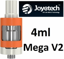 Joyetech eGo ONE Mega V2 clearomizer 4ml Orange