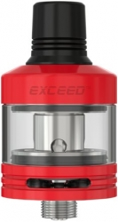 Joyetech EXceed D22 Clearomizer Red
