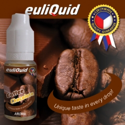 Euliquid Káva - Čokoláda 12ml