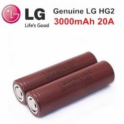 Baterie 18650 - LG HG2 3000mAh