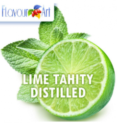 FA Lime Flavor Tahity DISTILLED 10ml