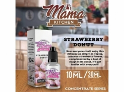 Příchuť Mama Kitchen - STRAWBERRY DONUT 10ml