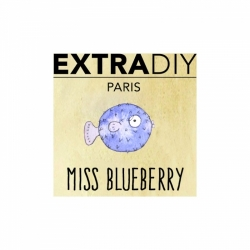MISS BLUEBERRY BY EXTRADIY 10ml